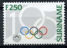 Suriname, 1994, Centenary Of The International Olympic Committee, IOC, MNH, Michel 1477 - Surinam