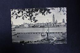U-195 / Anvers -  Antwerpen, Zicht Op De Schelde  / Circule 19? - Antwerpen
