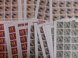 Guinée Poste Aérienne YT N° 97/99 En Dix Blocs De 20 Timbres Neufs ** MNH. TB. A Saisir! - Guinea (1958-...)