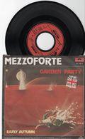MEZZOFORTE - GARDEN PARTY - Disco, Pop