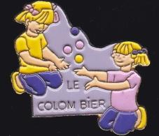 65999- Pin's- France-telecom.Orange.Telephone.Le Colombier.Roquebrune Sur Argens. - France Telecom