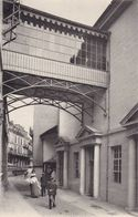 88.  PLOMBIERES LES BAINS . CPA. LE BAIN NATIONAL . ANNEE 1917 + TEXTE - Plombieres Les Bains