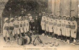 D32  VIC FEZENSAC  Les Cadets D'Armagnac - Vic-Fezensac