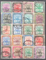 Sudan - Camels - Stamps