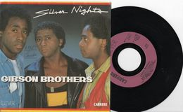 GIBSON BROTHERS - Disco, Pop