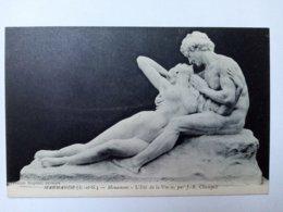 """MARMANDE - Monument """"L'Eté De La Vie"""", Par J.-B. Champell. - Marmande"""
