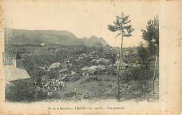 CILAOS Vue Générale - La Réunion