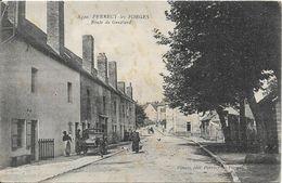 PERRECY LES FORGES Route De GENELARD - France