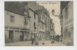 VANNES - Place Cabello (Café Du MORBIHAN ) - Vannes