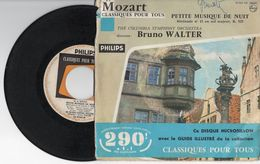BRUNO WALTER - THE COLUMBIA SYMPHONY ORCHESTRA - MOZART - CLASSIQUES POUR TOUS - Classical