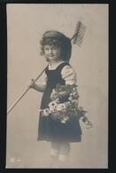 MOOI MEISJE  BELLE FILLETTE    CARTE PHOTO   FOTOKAART - Enfants