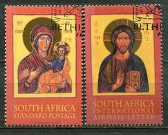 Südafrika South Africa Mi# 1606-7 Gestempelt(FDC/SST)/used/CTO - Christmas - South Africa (1961-...)