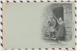 4AF897 PLOGONNEC QUIMPER - PAYSANS DE PLOGONNEC  Précurseur 2 SCANS - Bretagne