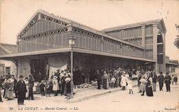 CPA La Ciotat - Marché Central - La Ciotat