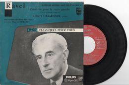 ROBERT CASADESUS - RAVEL - CONCERTO POUR LA MAIN GAUCHE - ORCHESTRE DE PHILADELPHIE - Classical