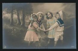 KINDEREN     CARTE PHOTO   FOTOKAART - Enfants