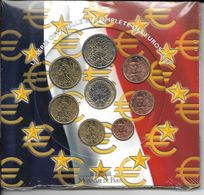 Coffret Des 8 Pièces 2004 Neuf Sous Blister - Francia