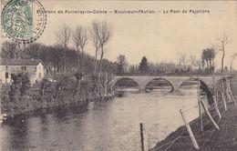 Vendée - Environs De Fontenay-le-Comte - Nieul-sur-l'Autise - Le Pont De Pajotière - France