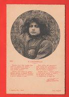 Napoli Mestieri Folklore Personaggi Costumi Poesia Russo A Lazzarella Inizio '900 - Napoli (Naples)