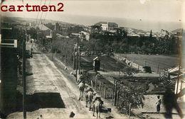 CARTE PHOTO : BEYROUTH VUE GENERALE INFIRMERIE DE GARNISON SAINT-ELIE CASERNE MILITAIRE LIBAN LEBANON BEIRUT - Lebanon