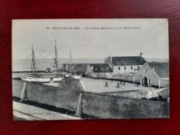 CPA 56 Belle-Île-en-Mer Le Palais Port - Belle Ile En Mer