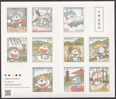 (ja1411) Japan 2020 Doraemon 63y MNH - Nuovi