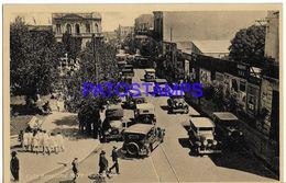 137814 ARGENTINA ENTRE RIOS CONCORDIA CALLE BARTOLOME & AUTOMOBILE CAR POSTAL POSTCARD - Argentine