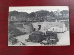 CPA 56 Lorient Porte De Ploemeur Construite Par Vauban Démoli En 1907 Attelage De Foin - Lorient