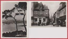 Paimpol. Bretagne. Pochette De 10 Photos (9 * 6,5 Cm). 10 Vues. Maison à Tourelle, Square De La Tour ... Edition Yvon. - Places