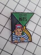 1420 Pin's Pins / Beau Et Rare / THEME : MUSIQUE / BOULEVARD DES HITS EMISSION M6 - Música