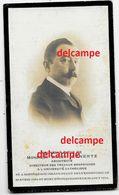 Oorlog Guerre Vincent Lenertz Leuven Gefusilleerd Gesneuveld Te Leuven Aug 1914 Bidprentje Doodsprentje - Images Religieuses