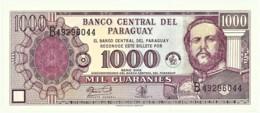 Paraguay - 1000 - Guaranies - 2002 - Unc. - Pick 221 - UNC. - COMMEMORATIVE ISSUE - 1 000 - Paraguay