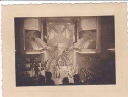 PHOTO ORIGINALE 39 / 45 WW2 WEHRMACHT FRANCE PARIS 1941 SOLDATS ALLEMANDS SOIRÉE CABARET - Guerre, Militaire