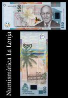 Bahamas 50 Dollars 2019 (2020) Pick New Design SC UNC - Bahamas