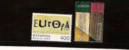 Cept 2003 Biélorussie Belarus Yvertn° 451-52 *** MNH - 2003
