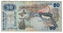 Ceylon 50 Rupees 26/03/1979 .J2. - Sri Lanka