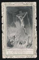 IMAGE PIEUSE   BOUASSE LEBEL   2 SCANS - Images Religieuses