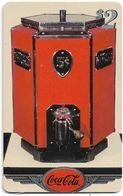USA - Sprint - Coke National '96 (SILVER VALUE) - SBI-1117 - Advert. #6, Remote Mem. 2$, 4.050ex, Used - Vereinigte Staaten