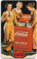 USA - Sprint - Coke National '96 (GOLD VALUE) - SBI-1147 - Advert. #11, Remote Mem. 2$, 2.715ex, Used - Vereinigte Staaten