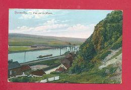 C.P. Hermalle-sous-Huy =  Vue  Sur  La Meuse - Engis