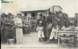 D88 - LE HOHNECK - RENCONTRE DU 15e BATAILLON DE CHASSEURS A PIED FRANCAIS ET DU 171e D'INFANTERIE ALLEMANDE - Autres Communes