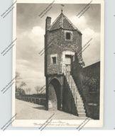 4047 DORMAGEN - ZONS, Wachttürmchen Auf Der Rheinstrasse - Dormagen