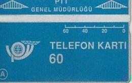 TBK4A 60 Ziraat Luxe - Turquie