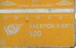 TBK5 120 ZIRAAT  1989 - Turquie