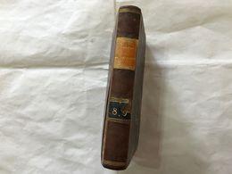 -TRISTAN LE VOYAGEUR OU LA FRANCE AU XIV SIECLE TORINO GHIRINGELLO 1831 HUITIèME - Oude Boeken