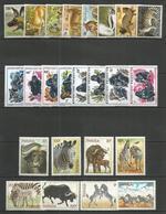 3 Pcs RWANDA - MNH - Animals - Wild Animals - Gorillas - Gorilles