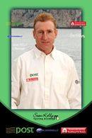 CARTE CYCLISME SEAN KELLY TEAM POST - M. DONNELLY 2009 - Cyclisme