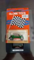Majorette / Globe Toys 123 Dune Buggy Groen / Wit Rossignol 1/60 O - Majorette
