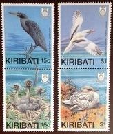 Kiribati 1989 Birds & Their Young MNH - Birds