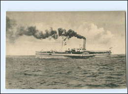 V427/ Salondampffer Lachs Nordd. Lloyd AK Ca.1912 - Dampfer